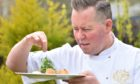 Craig Wilson, The Kilted Chef, from Eat On The Green, Udny Green.