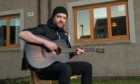 """Ex RAF engineer Ross Smith is pursuing music as his main income to support his family after using music in the past as a """"coping mechanism"""" to deal with anxiety."""