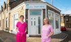 Podiatrist Victoria Fox and Clinic owner and podiatrist Sasha Cameron .