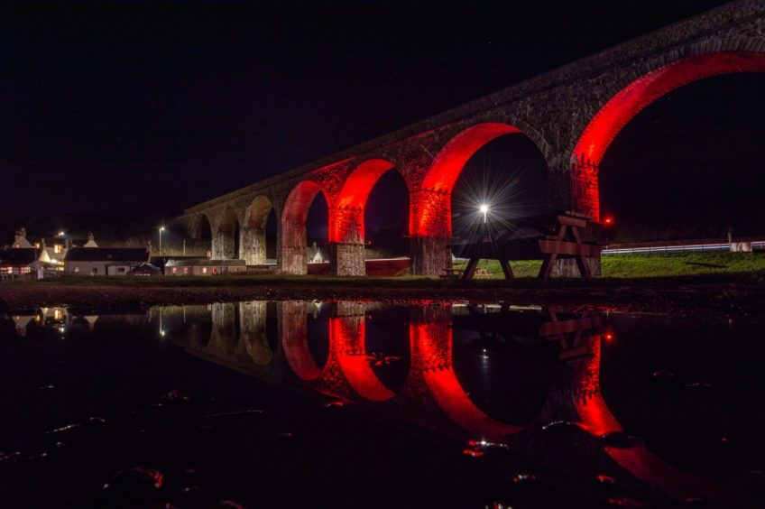 Cullen Viaduct bridge