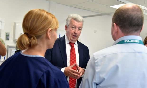 Lewis Macdonald MSP is calling for further consultation with staff over the proposed management overhaul at six Aberdeen GP practices.