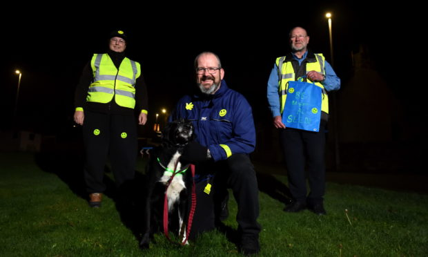 The Banff and District Community Safety Group are launching their annual be bright be seen campaign and are encouraging people from all over the north-east to get involved.