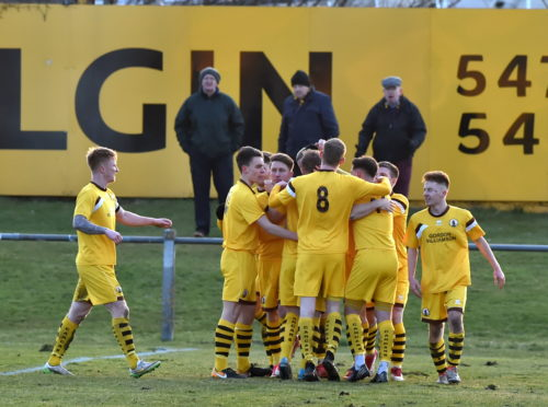 Forres Mechanics finished eighth in the Highland League last season.