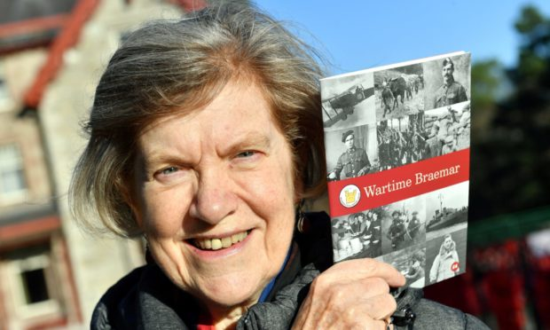 Maureen Kelly who came up with the idea to produce a book out of the vast information the group had collected.