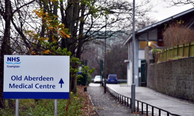 Old Aberdeen medical centre is one of six practices in the city to be put out to tender.
