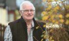 Bill Whyte of Alness, a Befrienders Highland volunteer.