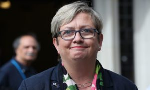 Joanna Cherry abuse
