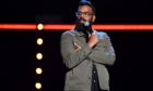 Romesh Ranganathan filmed scenes for his new TV show in the Western Isles