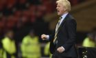 Gordon Strachan during his spell as Scotland manager