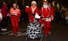 The 2019 Charlie House Santa Fun Run saw hundreds of Santas descend on Union Street, supported by the Lord Provost. This year, Santas are invited to run/walk their own virtual fun run whilst adhering to all current Government guidelines relating to travel and social distancing.