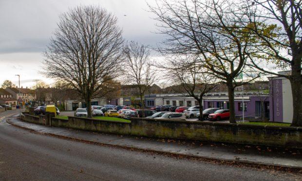 Seafield Primary School, Elgin