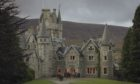 Ardverikie Estate is one of several Highland locations to feature on series four of the award-winning Netflix series The Crown.