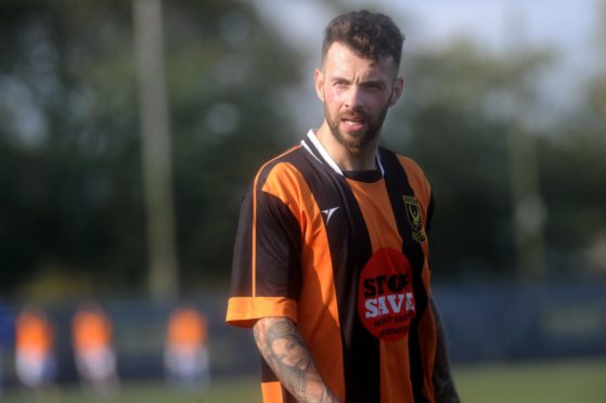 Gary McGowan is back for a fifth spell with Huntly