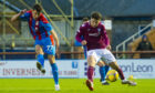 Nikolay Todorov seals victory for Inverness against Arbroath