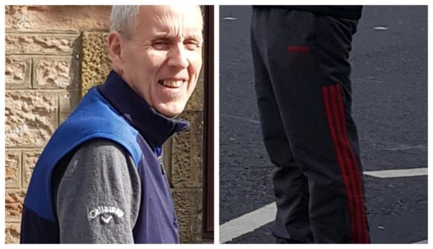 John Mackay has been missing since last  Sunday.