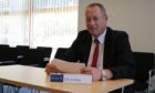 Andy Kille, the new leader of Aberdeenshire Council