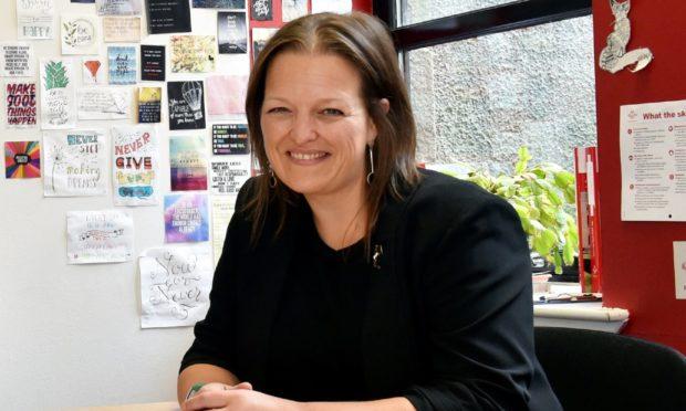 Foyer Chief Executive Leona McDermid.