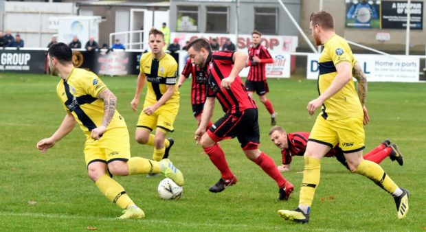 Wick Academy will play one of their away games against Inverurie Locos.