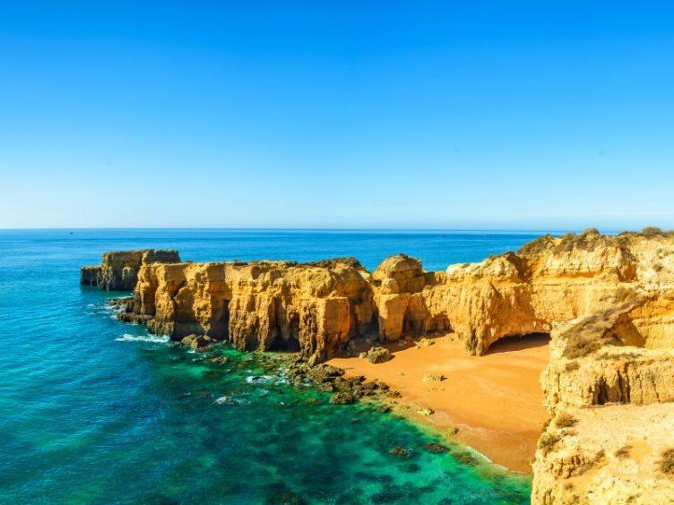 The Algarve.