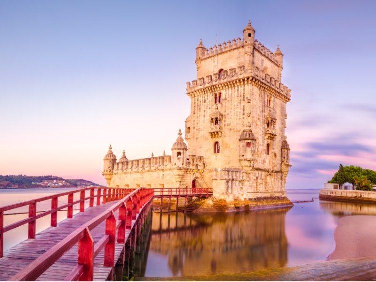Belem Tower, Lisbon.
