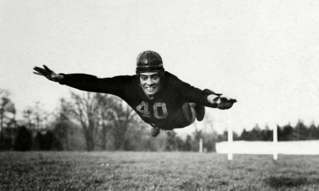 Vince Lombardi, (1913-1970), one of the most successful head coaches in the history of American football. Photo by Everett/Shutterstock