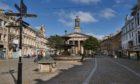 Elgin town centre.