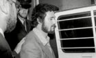 Yorkshire Ripper Peter Sutcliffe.