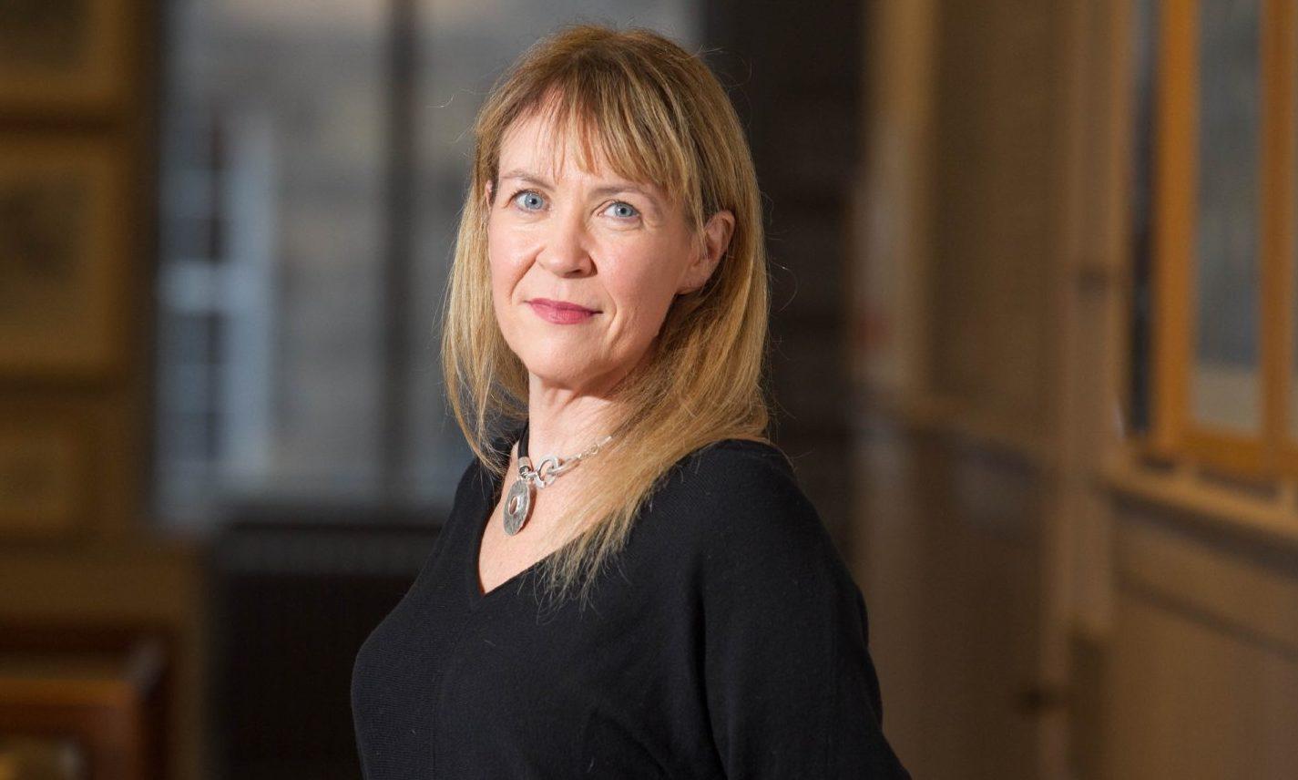Karyn McCluskey, chief executive of Community Justice Scotland.