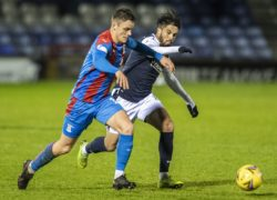 Caley Thistle's trip to Dundee off due to waterlogged pitch