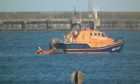 Peterhead lifeboat
