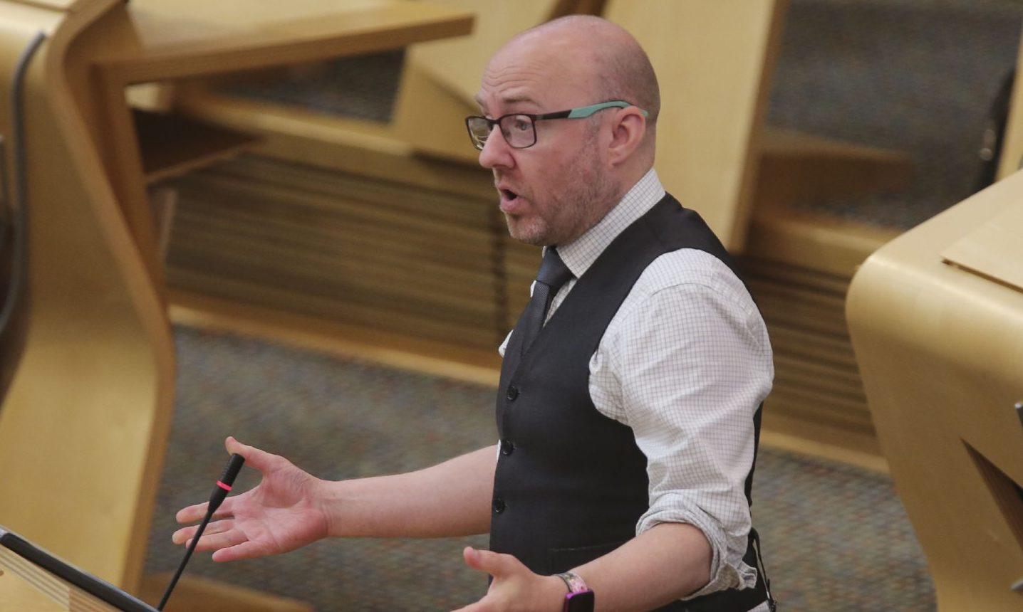 Patrick Harvie has spoken out about the new drug-related deaths statistics, which show a decrease in Grampian and the Highlands.