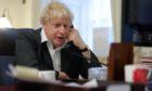 Boris Johnson fisheries