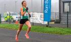 Aberdeen AAC's Naomi Lang.