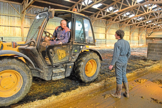 Farmers are urged to come forward to become mentors for Ringlink's training scheme.