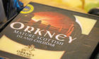 Lactalis McLelland makes cheese including Orkney cheddar.