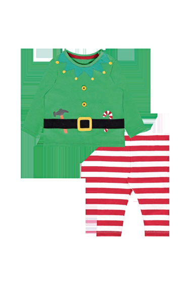 Baby elf set, £7, F&F.