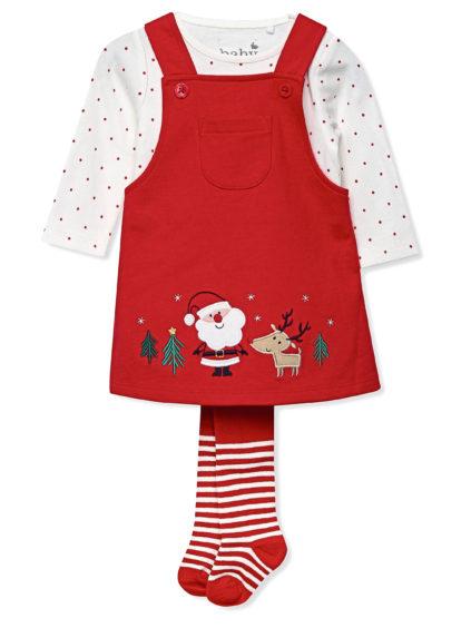 Christmas festive baby dress, £16.99, M&Co