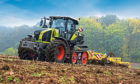 Claas enjoyed a boost in both profits and turnover last year.