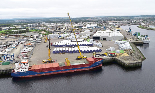 Inverness Port