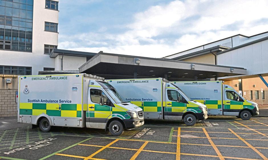 NHS Grampian Covid