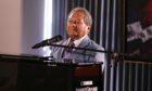 Armando Manzanero performs on television special The Music with Manzanero, in Los Angeles.