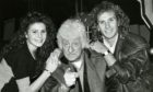 He might have bowed out of the TV show, but Jon Pertwee regenerated as Doctor Who in 1989 for a visit to His Majesty's Theatre. He, along with Rebecca Thornhill and Graeme Smith as the Time Lords companions, starred in Doctor Who, The Ultimate Adventure, meeting some of the doctor's most famouse foes, including the Daleks and the Cybermen.