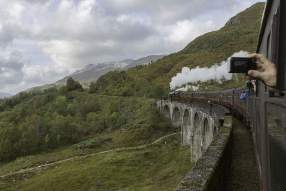 The work at Glenfinnan has been completed around the same time as projects in Cromarty and on Skye.