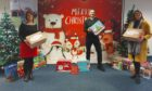 The charity hopes their Christmas Eve Boxes will spread some joy for children across the north-east.