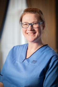 NHS Highland nurse Annie MacLean honoured with Queens Nurse title