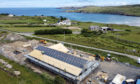 Armadale Village Hall was rebuilt thanks to funding from SSE Renewables