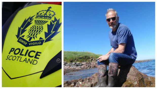 Philip Reynolds Latham died following a crash in the Highlands.