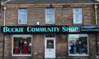 Buckie Community Shop has hailed The Pub In The Square for spearheading fundraising efforts to cover the cost of CCTV after thieves raided the shop's outdoor storage.