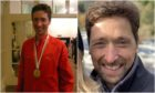 A memorial is to be created for a north-east runner who died.  Picture shows; Chris Smith .