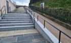 Improvements at Castle Wynd  in Inverness are now complete.